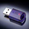 Novo modelo, tamanho compacto - USB eLicenser (Steinberg Key)