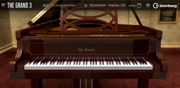 Bosendorfer Player - The Grand 3