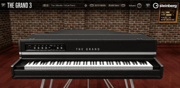 Yamaha CP-80 Player - The Grand 3