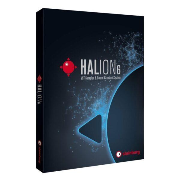 HALion 6 - Workstation Multi-Timbral completa com Síntese + Sampling + Patterns & FX