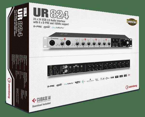 Steinberg UR824 - Interface 24 I/O