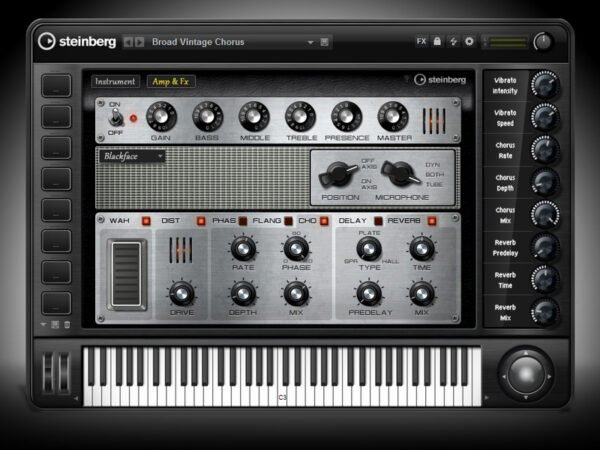 Neo Soul Keys - Amp & FX