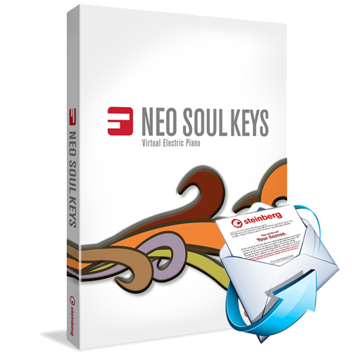 Neo Soul Keys - Código de Ativação