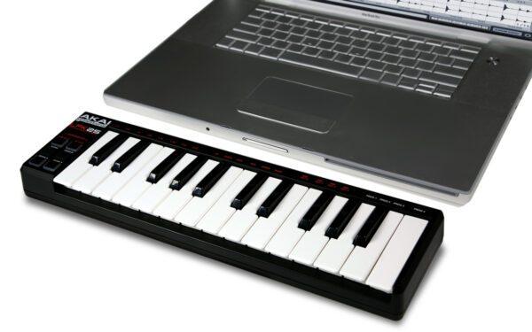 Teclado controlador para Mac - AKAI LPK-25
