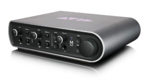 Interface de áudio Avid Mbox 3