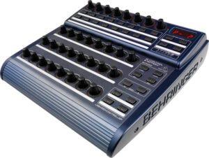 Controlador Behringer BCR-2000 B-Control Knobs