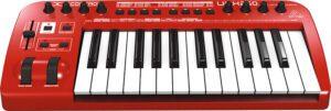 Teclado controlador MIDI Behringer UMX-250