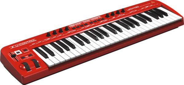 Teclado controlador MIDI - Behringer UMX-490