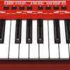 Teclado controlador MIDI Behringer UMX-490