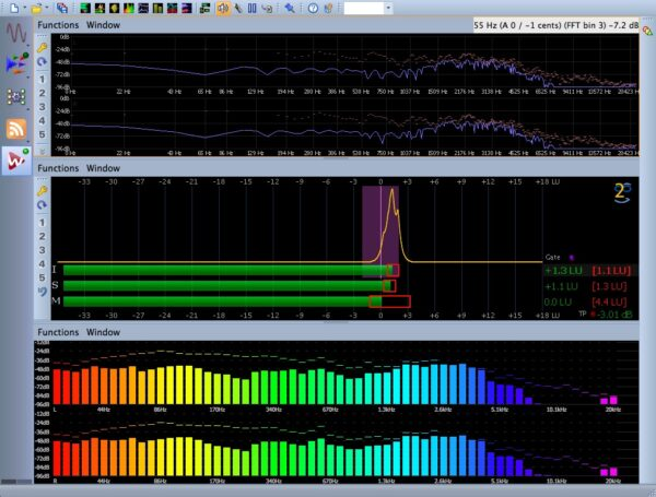 Wavelab - Medições Profissionais