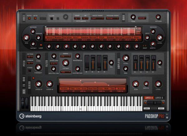 Sintetizador Granular incrível para seu estúdio!