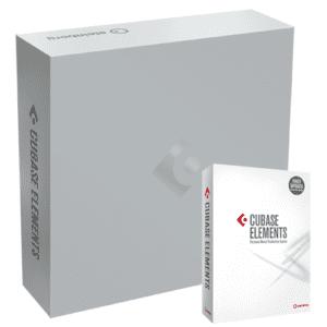 Atualização Elements 9.5 ou anterior > Cubase Elements 10 (Código de update)