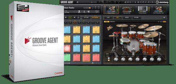Groove Agent - Ultimate Drum Studio (VST)
