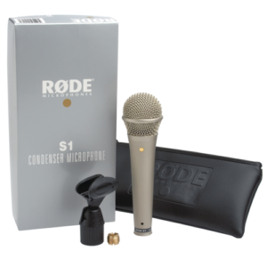 Rode S1 - Detalhe do Box