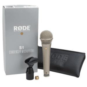 Rode S1 - Detalhe do Box