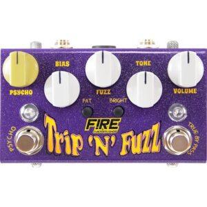 Pedal Trip N' Fuzz FIRE-0
