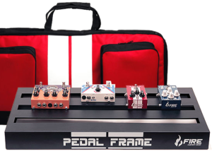 FIRE Pedal Frame - Bag e Velcro original