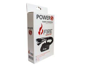 Power 5 - Fonte chaveada p/ pedais