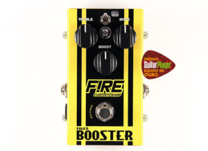 Power Booster - Fire Custom Shop