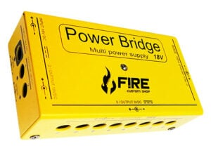 Power Bridge 18V - Fonte p/ 12 pedais