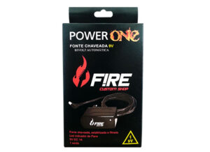 Fonte Power One 9V - Fonte p/ 1 pedal