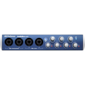 PreSonus AudioBox 44VSL - Interface de áudio -0