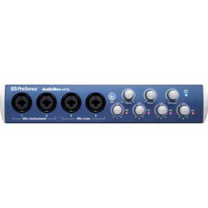 PreSonus AudioBox 44VSL - Interface de áudio -0