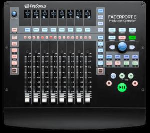 Presonus Faderport 8 - Superfície de Controle-0