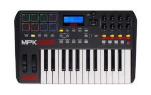Akai MPK225 - TECLADO CONTROLADOR MIDI 2 OITAVAS-0