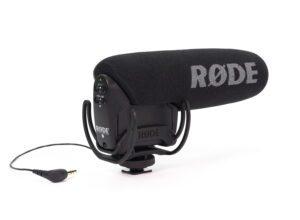 Rode VideoMic Pro | Microfone Shotgun para câmeras -0