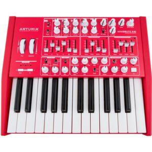 Arturia MiniBrute Red | Sintetizador 100% analógico -0