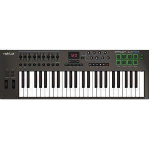 Teclado Controlador MIDI IMPACT LX49+ | NEKTAR -0