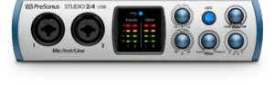 PreSonus Studio 2|4 USB Audio Interface -0