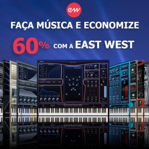 MAKE MUSIC & SAVE 60% | East West