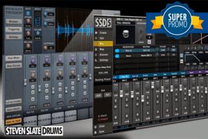 Steven Slate Drums   Trigger 2, SSD5 e expansões