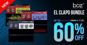 boz Digital Labs - El Clapo e Claps, Stomps & Snaps bundle